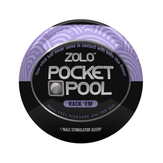 Zolo Pocket Pool Rack Em Onani Handjob