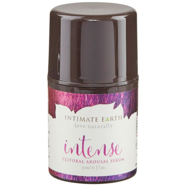 Intimate Earth Intense Stimuleringsserum för Klitoris 30 ml