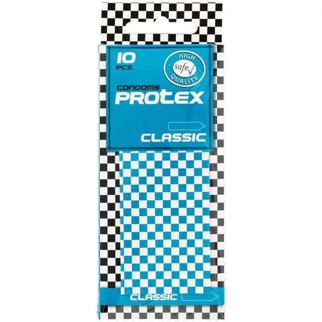 Protex Classic Regular Kondomer 10 st -TESTVINNARE