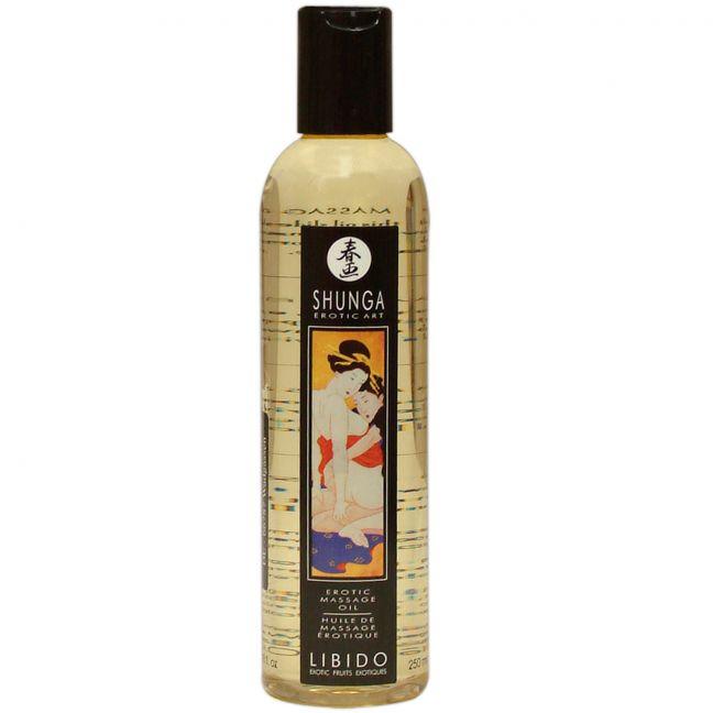 Shunga Erotisk Massageolja 200 ml