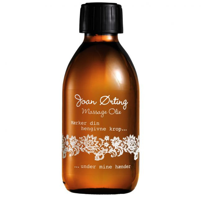 Joan Örting Lyxig Massage Olja 200 ml