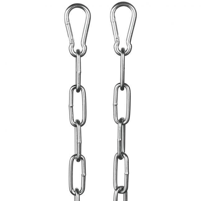 Rimba Metall Kedja Med Karbinhakar 100 cm