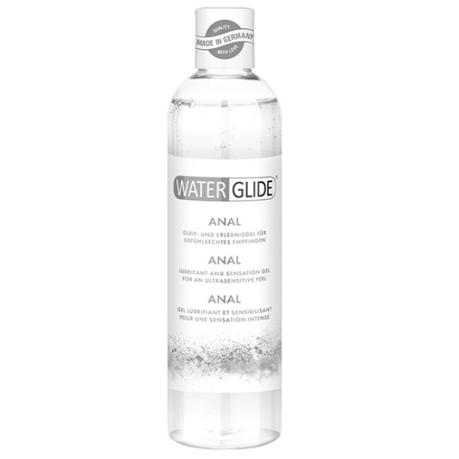 Waterglide Anal Glidmedel 300 ml
