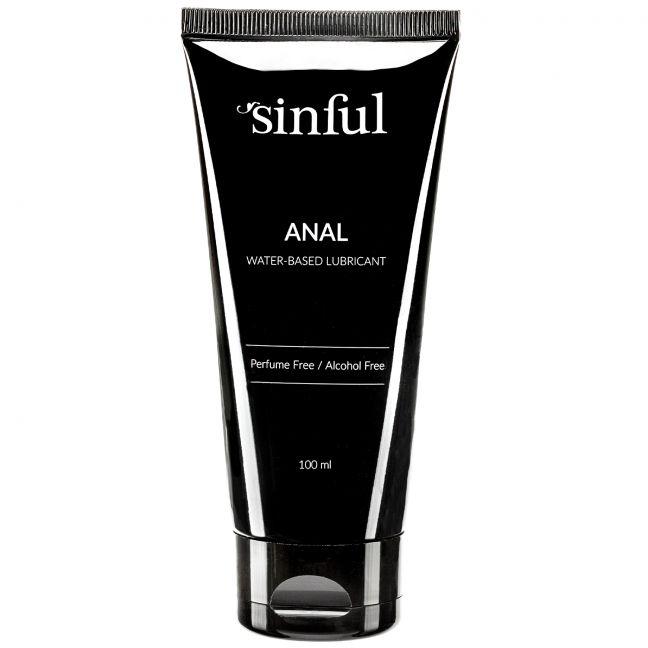Sinful Anal Glidmedel 100 ml
