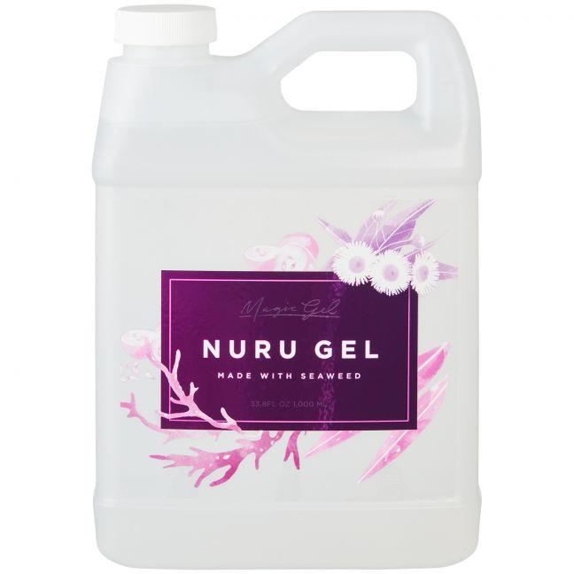 Nuru Gel Massagolie 1000 ml
