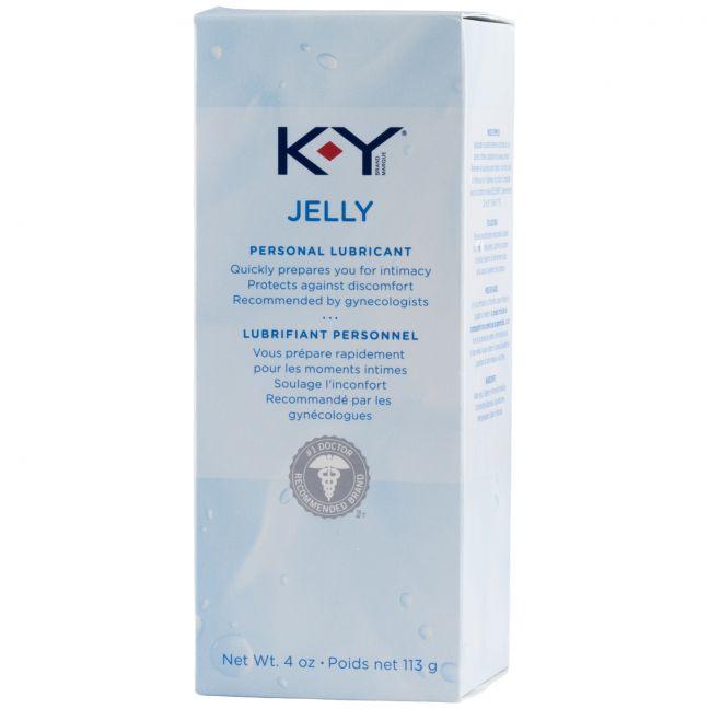 KY Jelly Vattenbaserat Glidmedel 113 ml