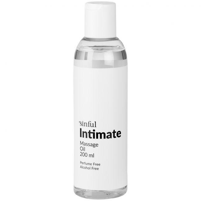 Sinful Intim Massageolja 200 ml