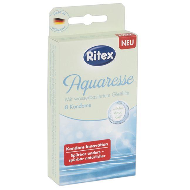 Ritex Aquaresse Kondomer 8 st