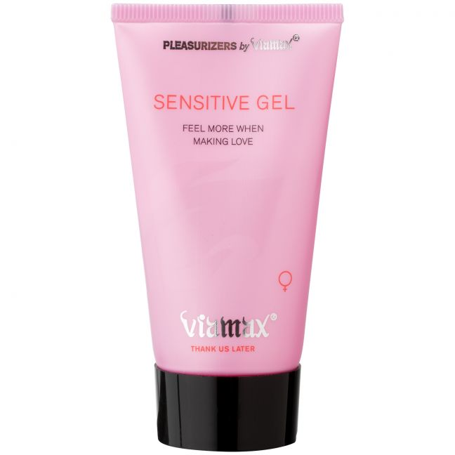 Viamax Sensitive Orgasm Gel 50 ml