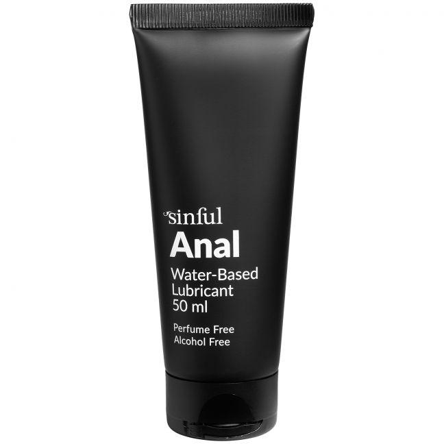 Sinful Anal Glidmedel 50 ml