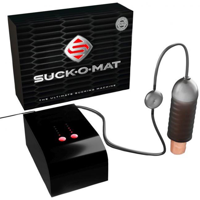 Suck-O-Mat Blowjobmaskin