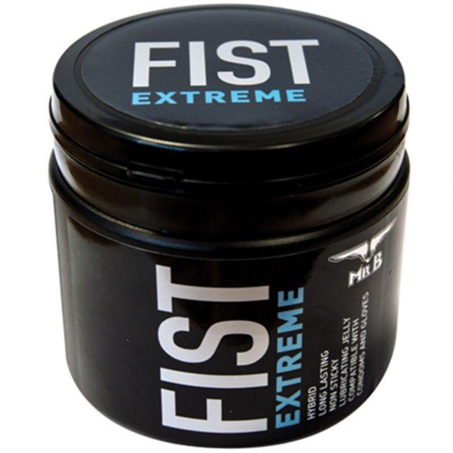 Mister B Fist Extreme Glidmedel 500 ml