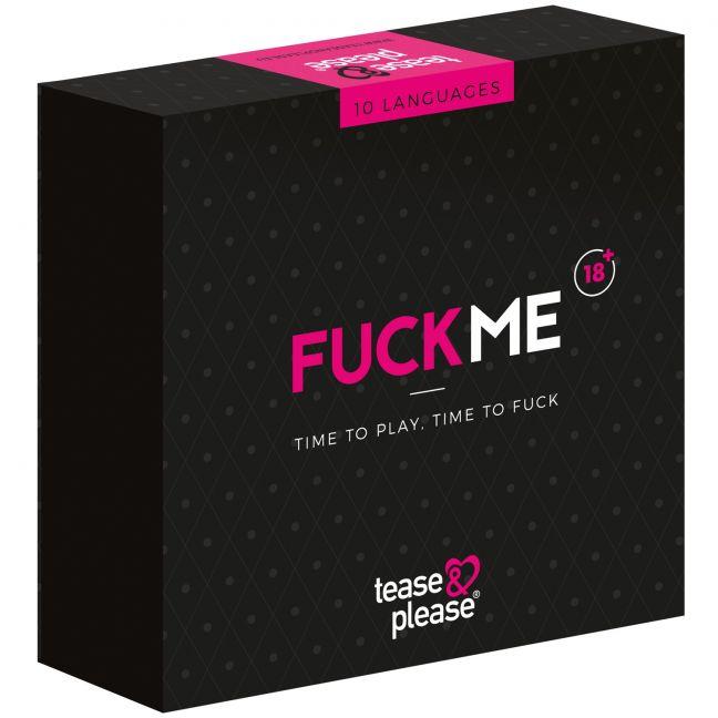 Tease & Please FuckMe Kinky Spel för Par