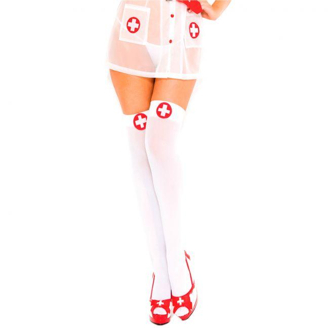Music Legs Sjuksköterskestrumpor