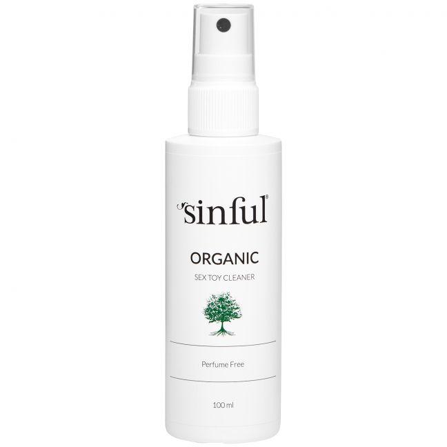 Sinful Ekologisk Sexleksaksrengöring 100 ml