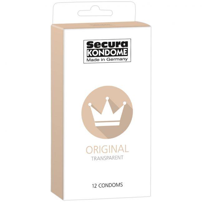 Secura Original Kondomer 12 st