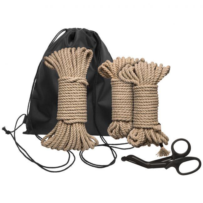 Kink Bind & Tie Initiation Bondageset 33 m