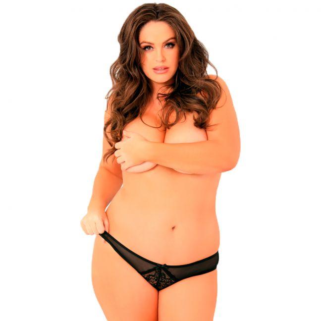 Rene Rofé Miss Behavior Trosa Plus Size
