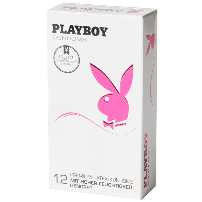 Playboy Dotted Kondomer 12 st