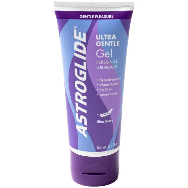 Astroglide Ultra Gentle Gel Glidmedel 90 ml