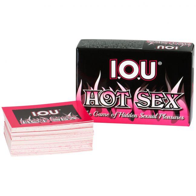 I.O.U. Hot Sex Spel för Par