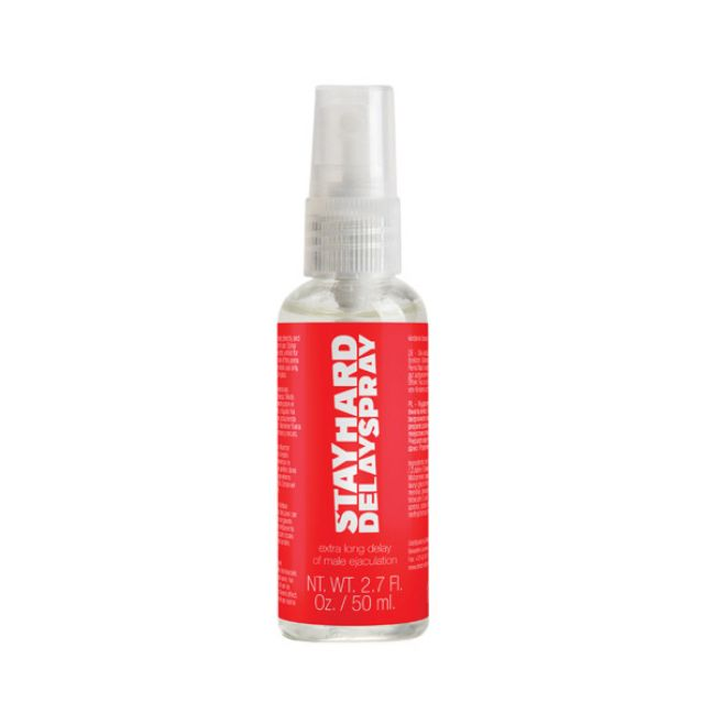 Stay Hard Spray mot Tidig Utlösning 50 ml