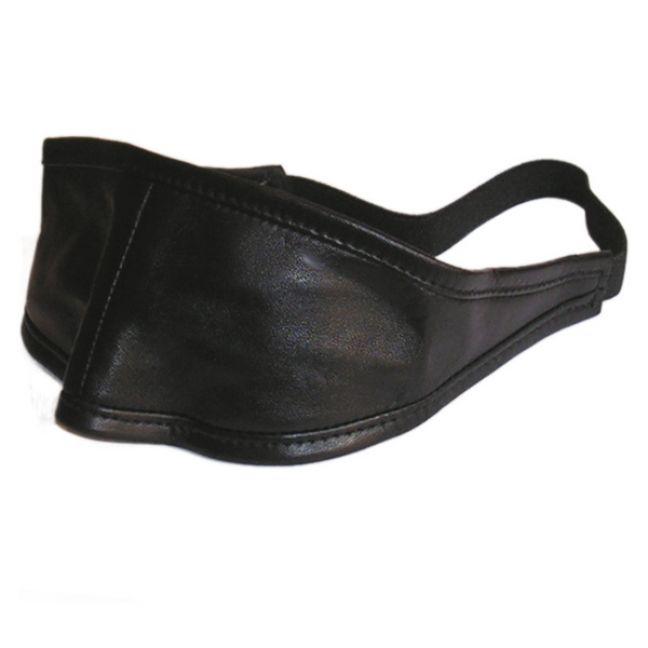 Ögonbindel Mask av Läder