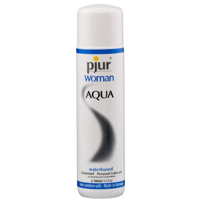 Pjur Woman Aqua Glidmedel 100 ml