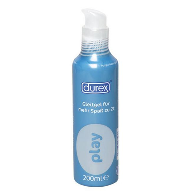Durex Play Vattenbaserat Glidmedel 200 ml