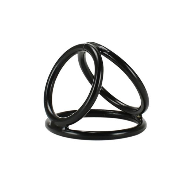 Rimba Triple Cockring Metall