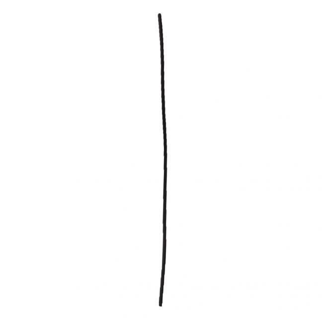 Käpp Med Svart Yta 80 cm