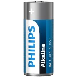 Philips Alkaline LR1 1.5V Batteri