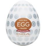 TENGA Egg Crater Onani Handjob för Män