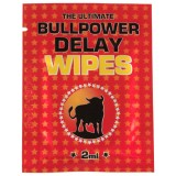 Bull Power Delay Servetter 6 stk