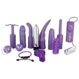 Sevencreations Dirty Dozen Sex Toy Set