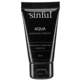 Sinful Aqua Vattenbaserat Glidmedel 50 ml