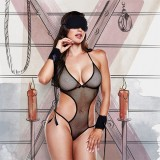 Baci Dreams Love Slave Set i Nät