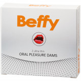 Beffy Oral Dams Slicklappar