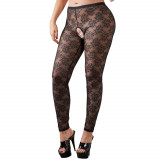 Cottelli Leggings med Spets Plus Size