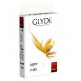 Glyde Supermax Veganska Kondomer 10 st