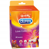 Durex Love Collection Kondomer 31 st
