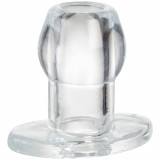 Perfect Fit Tunnel Buttplug Medium Clear