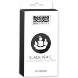 Secura Black Pearl Kondomer 12 st