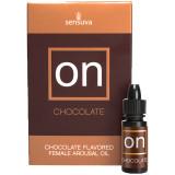 Sensuva On Choklad Stimuleringsolja 5 ml