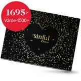 Sinful Deluxe Julkalender 2019