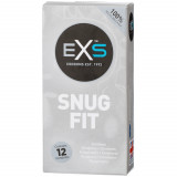 EXS Snug Fit Kondomer 12 st
