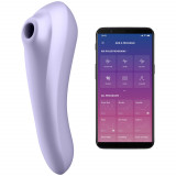 Satisfyer Dual Pleasure Lufttrycksvibrator