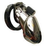 CB-6000 Kyskhedsbälte Krom (8,25 cm)