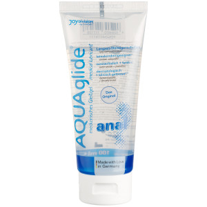 Aquaglide Analt Glidmedel 100 ml