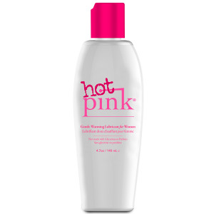 Pink Hot Värmande Glidmedel 80 ml -TESTVINNARE